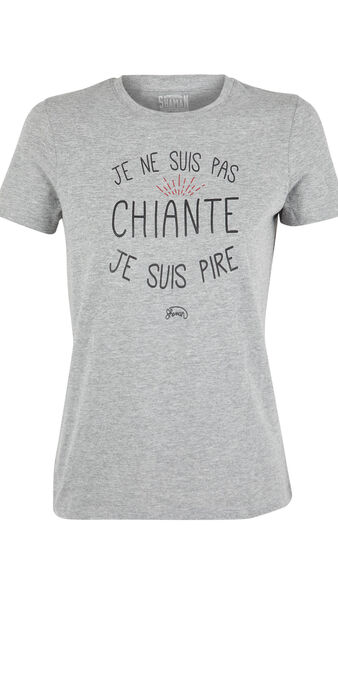 Top gris shamaniziz grey.