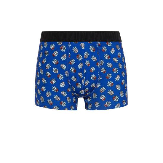 Boxer bleu simfoodiz;