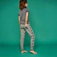 Pantalon gris seeyouiz grey.