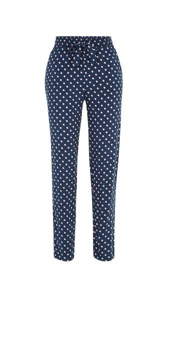 Pantalon bleu poitilliz blue.
