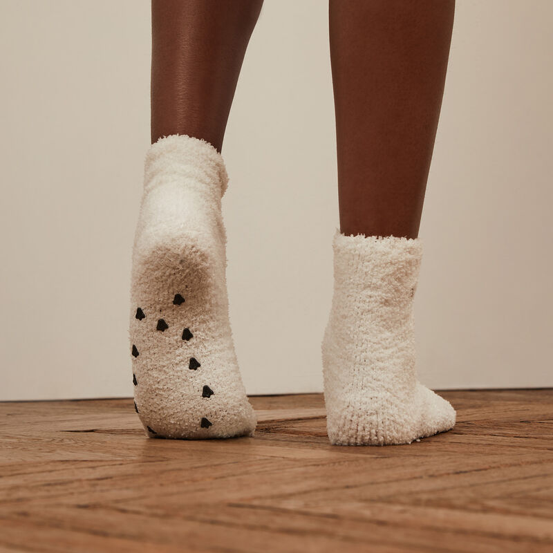 chaussettes Hedwige - blanc;