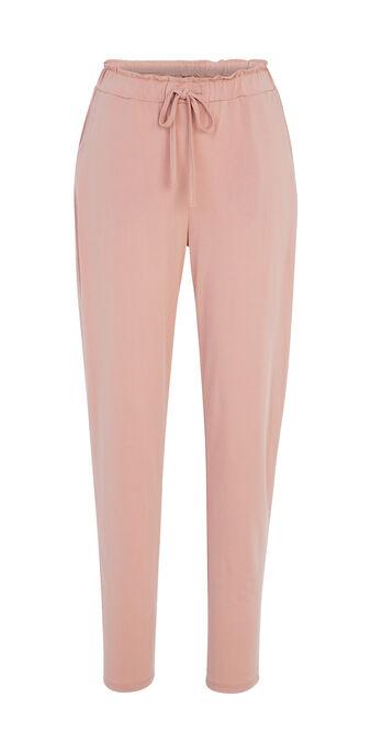 Broek poederroze jobitiz pink.