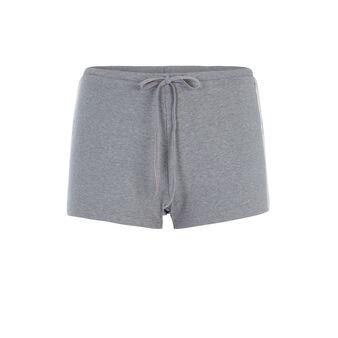 Short gris ribvitamiz grey.