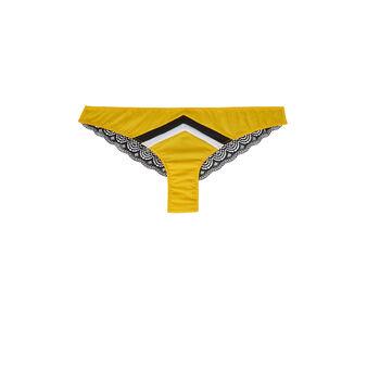 Tanga jaune racingiz yellow.