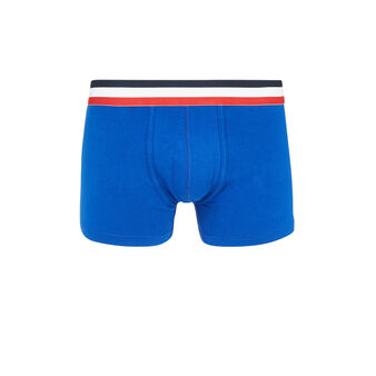 Boxer bleu oreliz blue.
