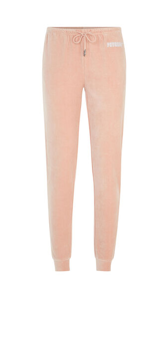 Pantalon rose clair englicaprichiz pink.