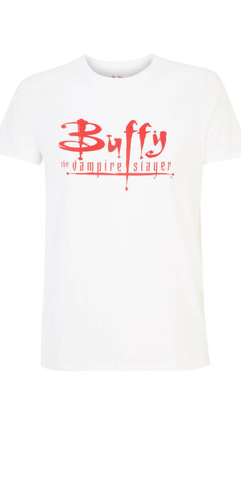 Top blanc buffyiz white.