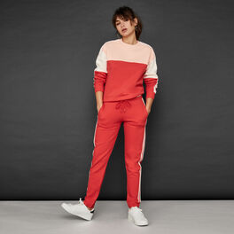 Pantalon rouge quartiz red.