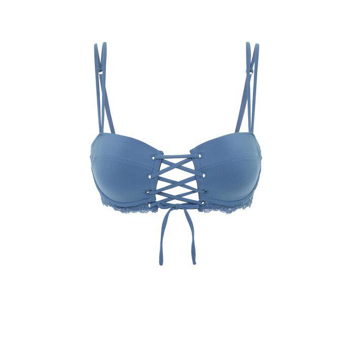 Soutien-gorge bleu balcominiz blue.