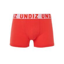 Boxer rouge pluboiz red.