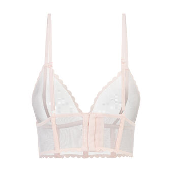 Soutien-gorge triangle rose epicgirliz pink.