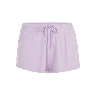 Short violet noprinciz purple.