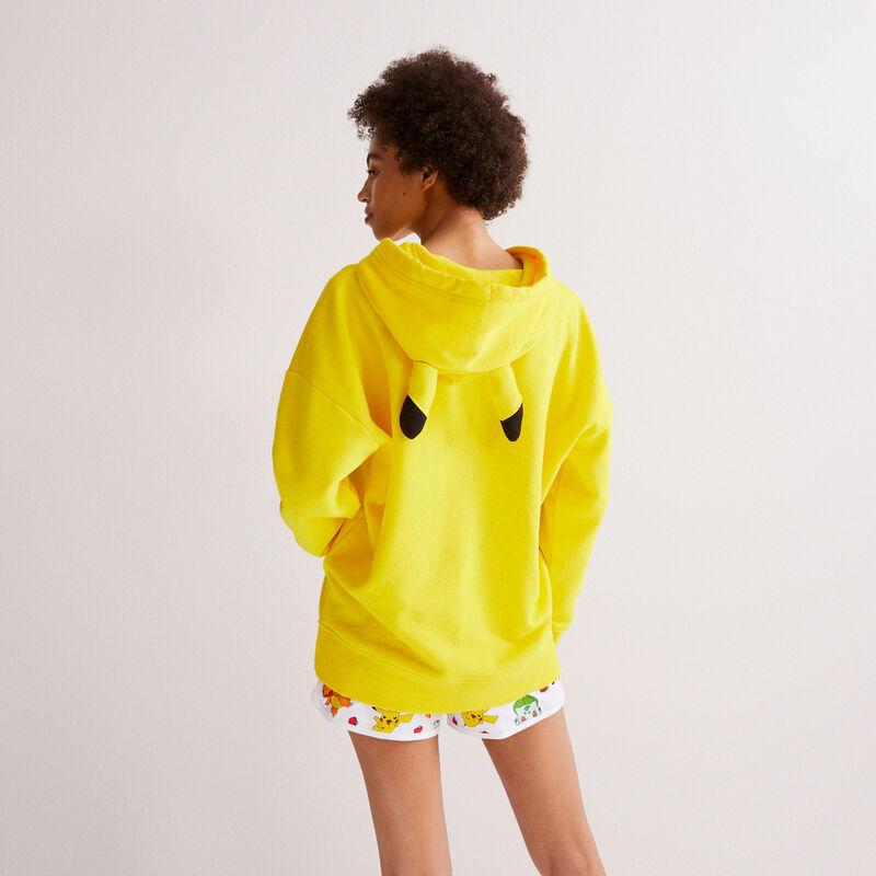 Pikachu sweater - geel;