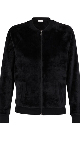Veste noire tutiliz black.