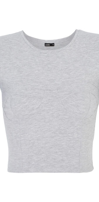 Top gris foralexiz grey.