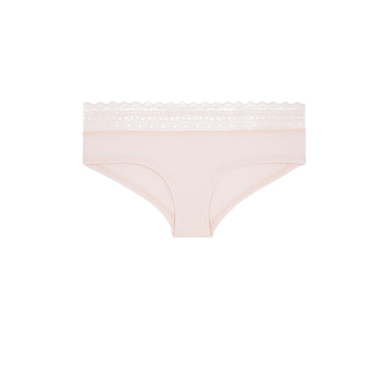 Shorty rose poudré waistiz;
