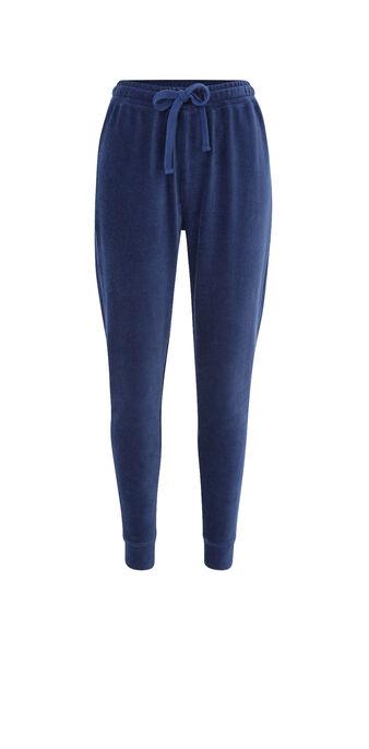 Jogging bleu largecrochiz blue.