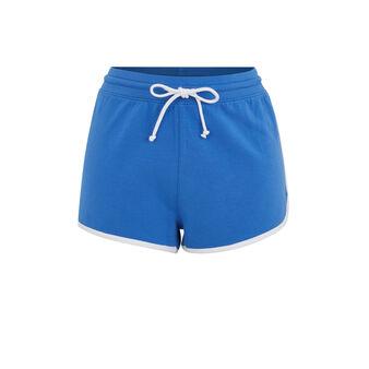 Short bleu rayloosiz blue.