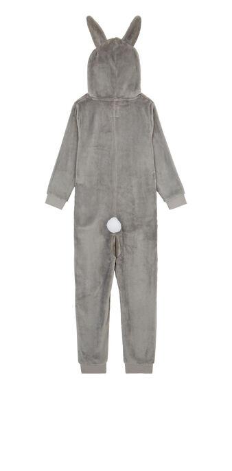 Combinaison enfant grise bampaniz grey.