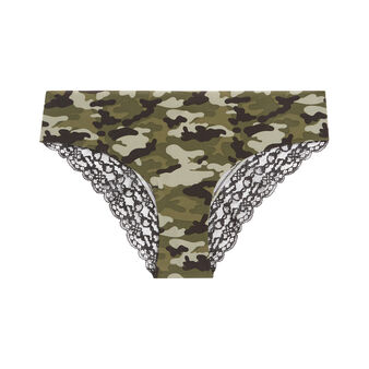 Shorty camouflage shomiz green.