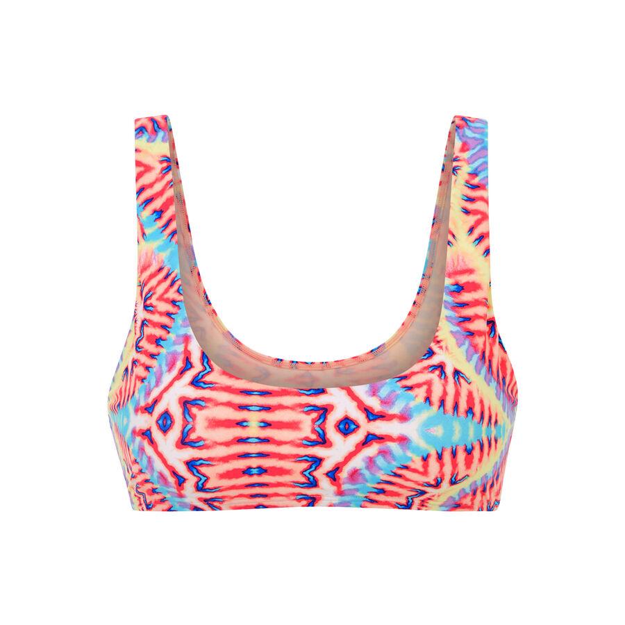 Haut de maillot de bain multicolore neoniz;