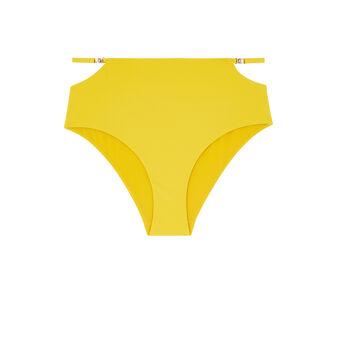 Bas de maillot de bain jaune barockiz yellow.