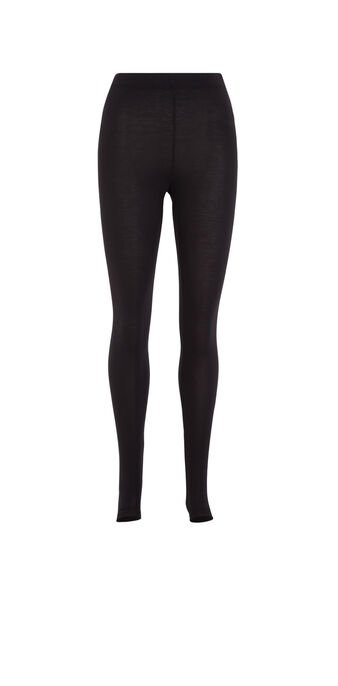 Legging noir warmiz black.
