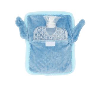 Bouillotte bleue stitchiz blue.