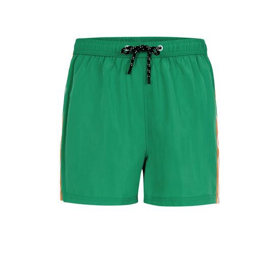 Short de bain vert émeraude sunrisiz;
