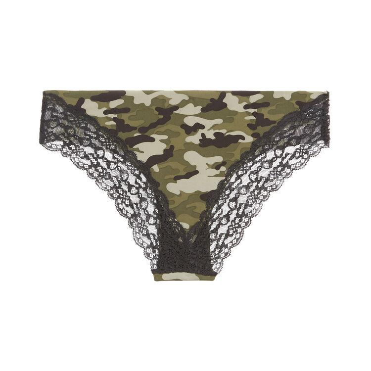 Shorty camouflage shomiz;