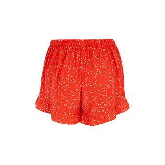 Short rouge allstariz red.