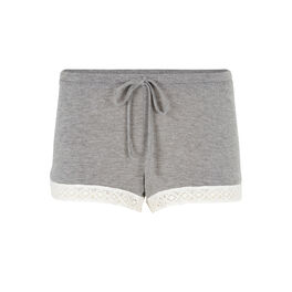 Short gris ribiz grey.