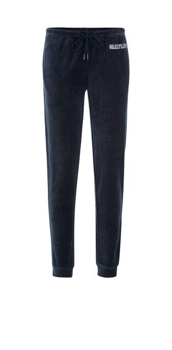 Pantalon bleu marine englichiantiz blue.