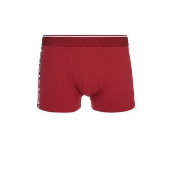 Boxer bordeaux  hashtagiz red.