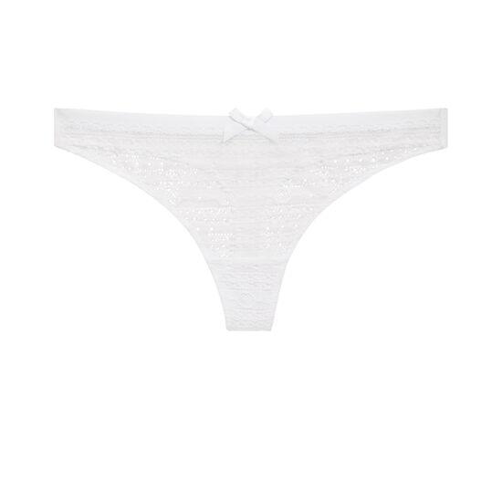 String blanc new voltiz;
