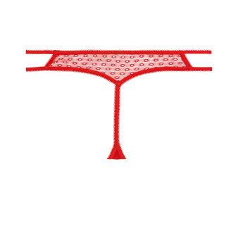 String rouge poliz red.