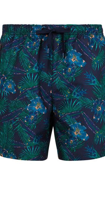Short de bain bleu marine tropinightiz blue.