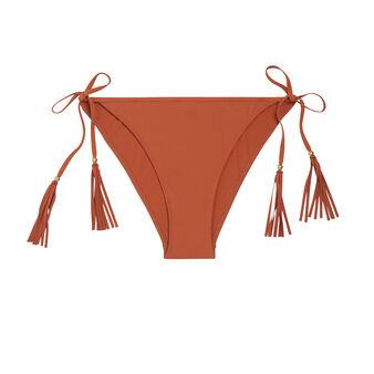 Bas de maillot de bain camel doussiz brown.