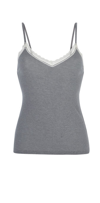 Top gris ribvitamiz  grey.