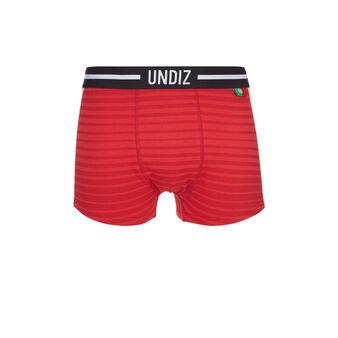 Boxer rouge portoiz  red.