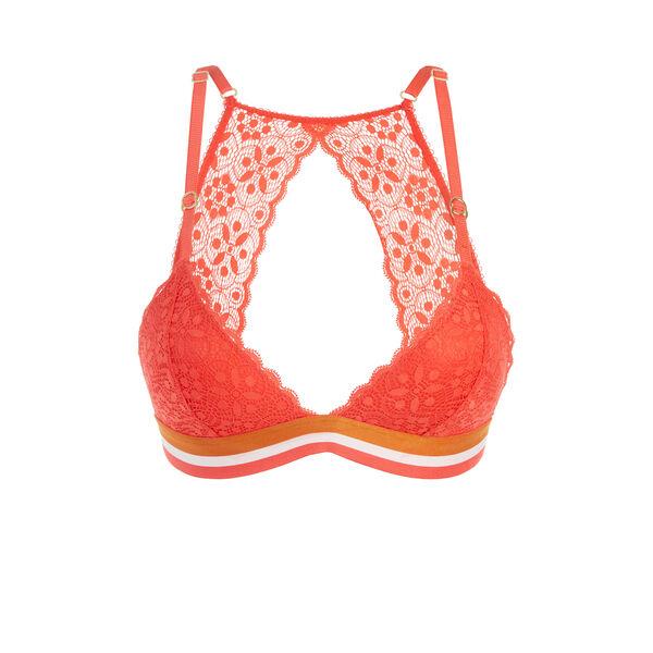 Soutien-gorge triangle rouge dynastiz;${refinementColor}