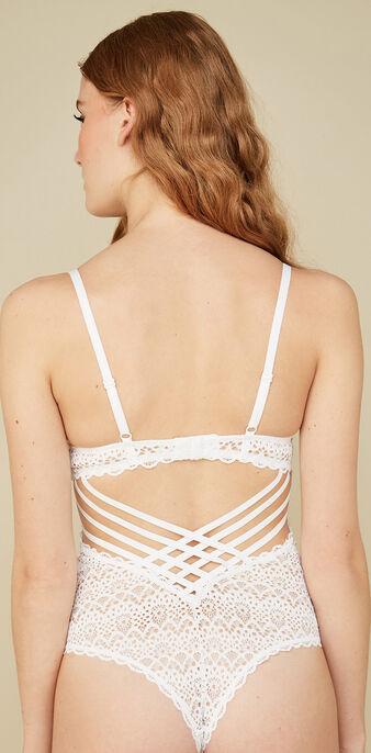 Body blanc paroliz  white.