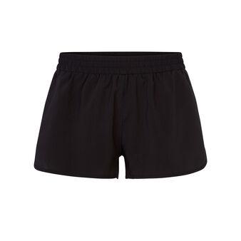 Short de sport noir marooniz black.