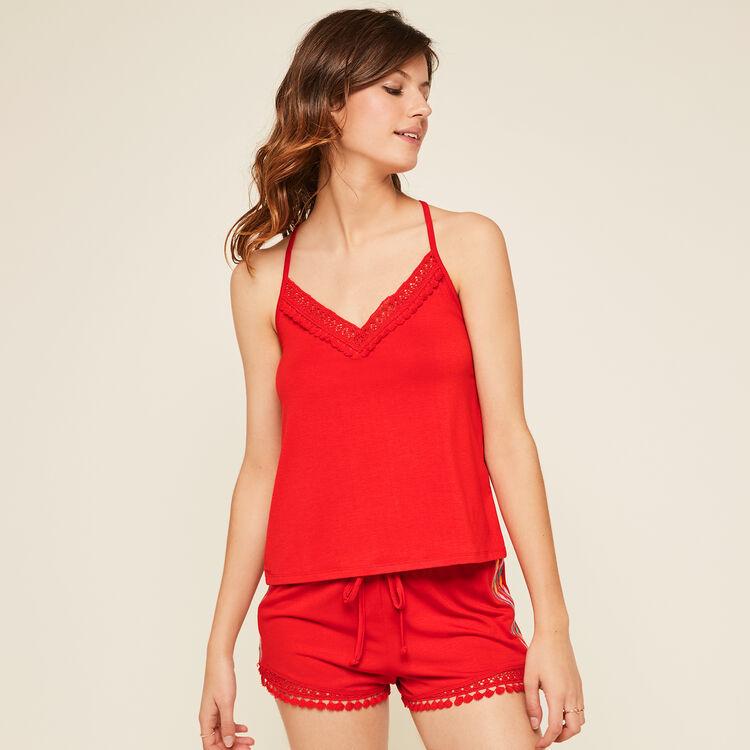 Short rouge futurbestiz;