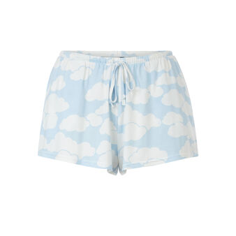 Short blanc onuagiz white.