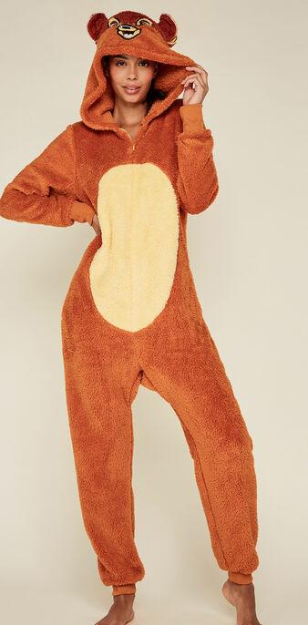 Combi marron cutebambiz brown.
