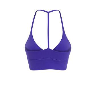 Brassière de sport violette pimsiz purple.
