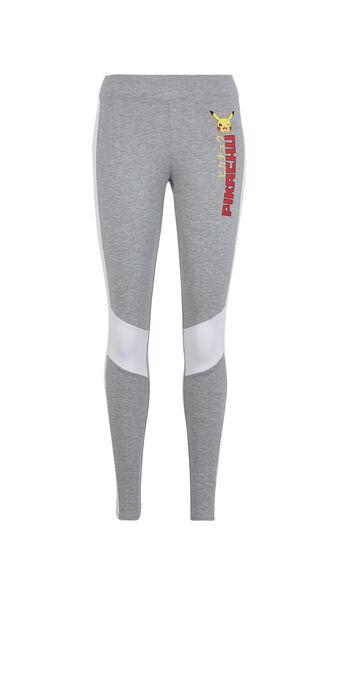 Legging gris pikachiz grey.