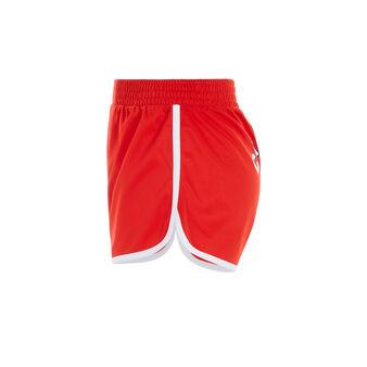 Short rouge califiz red.