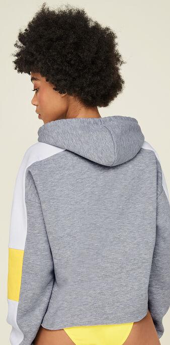 Sweat gris pikachiz  grey.